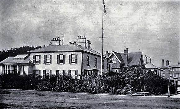 The White Lodge Hotel Filey History